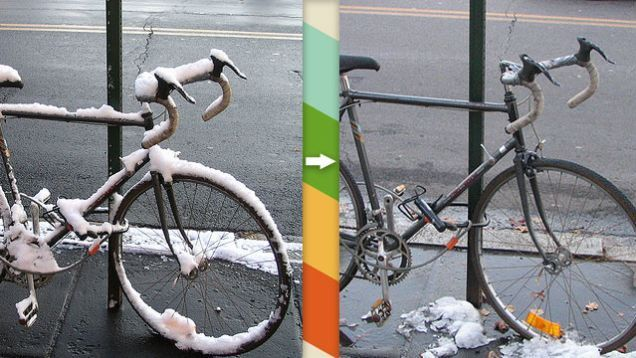 How To Get Your Broken Neglected Bike Ready For Spring And Keep