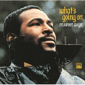 "What's Going On by Marvin Gaye (1971): Considered a concept album where the narrator has just returned home from the Vietnam War, the album is mostly comprised of ideas and images described to Gaye by his brother who served time in Vietnam. Despite the heavy subject matter, Gaye considered it not a ""protest"" album but, instead, an album about hope, love, and human understanding. It's now regarded as one the best albums ever recorded."