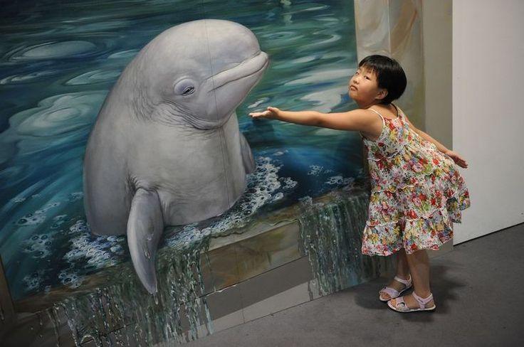 dolphin #3D