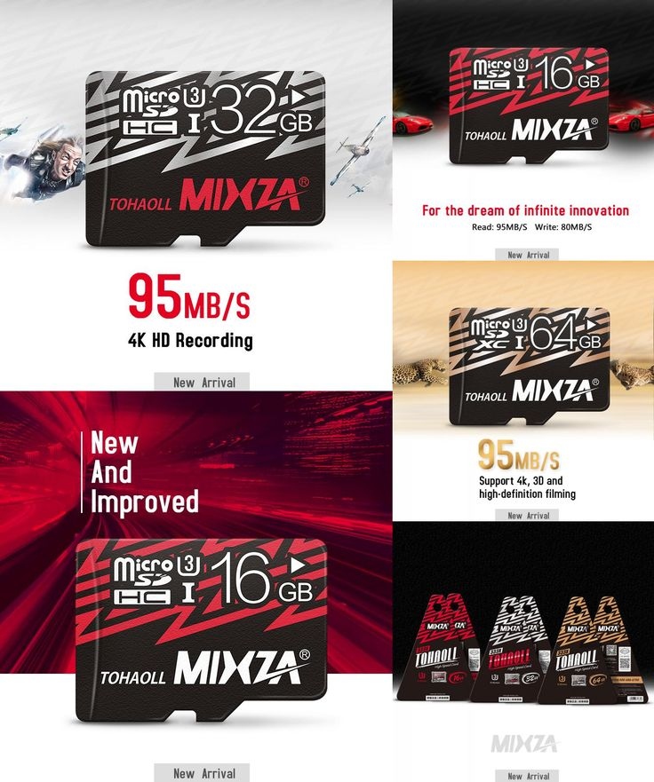 [Visit to Buy] MIXZA U3 Micro SD Card 32GB Class 10 memory card micro sd 128gb 256GB cartao de memoria 8gb micro sd card 64gb class 10 #Advertisement