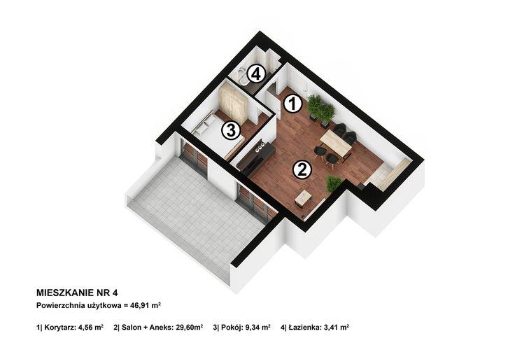 Nowoczesne mieszkania w blogu przy Gołębiej 33 w Bydgoszczy  #wnetrza #umeblowanie #design #mieszkanie #dom