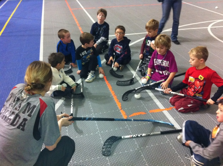 Floorball Birthday Party