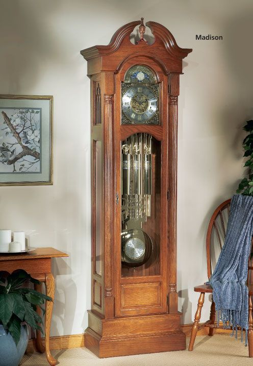 Wooden Grandfather Clock Kits Woodworking Projects Amp Plans