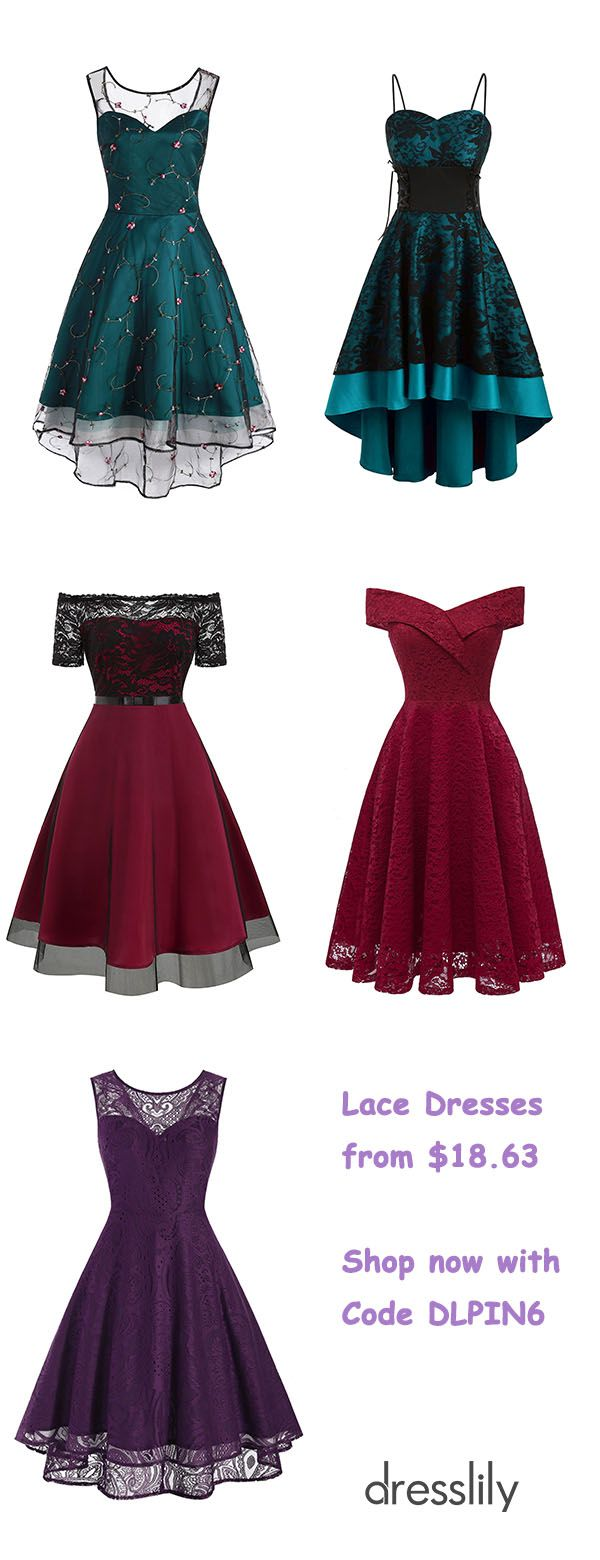 Lace – Women's Lace Dresses | Lace & Embroidered Dresses | Women | Prom Dresses