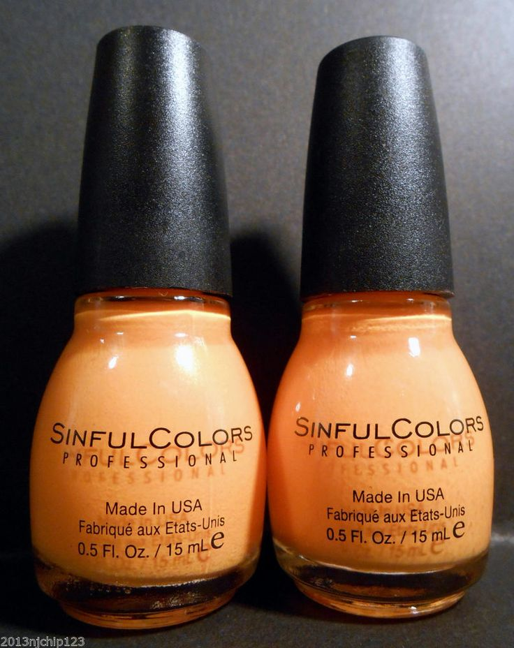 Sinful Colors Professional Nail Enamel New#1197 Anchors Away Hot Color Free Ship
