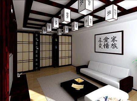 Девять особенностей японского интерьера