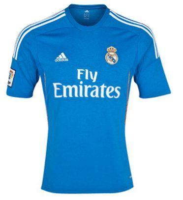Jual Jersey Real Madrid Away Terbaru 2014 Grade Original