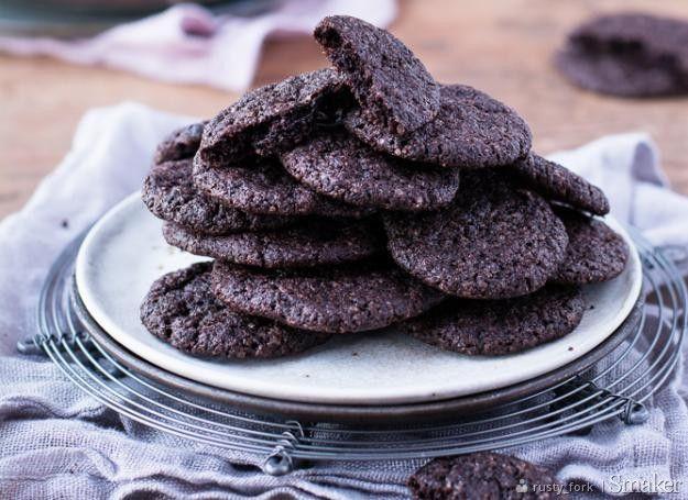 Ciasteczka kakaowe Amerykanki.