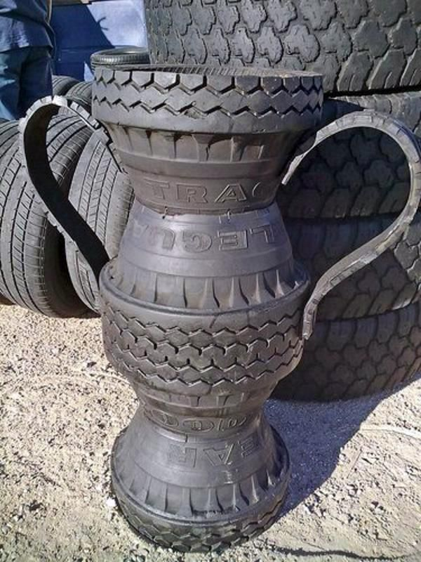 32 Best Diy Tire Projects Images On Pinterest Recycled