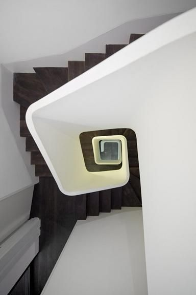 Agatha O | Stairs by Paul+O Architects