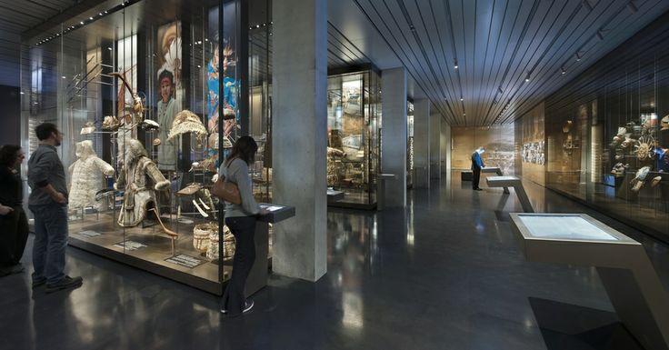 Smithsonian Arctic Studies Center, Anchorage Museum at Rasmuson Center - Graphis