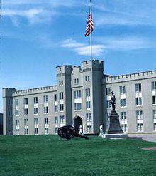 Quantico, VA marine  base hospital where I was born.
