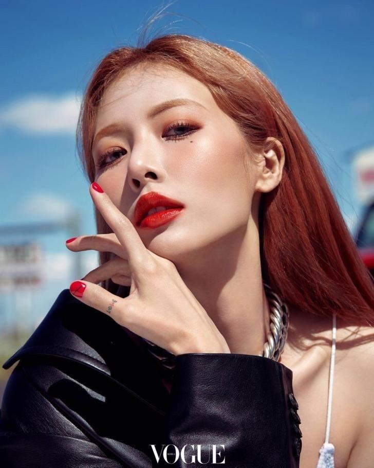 Imgur Com Vogue Korea Hyuna Kim Kpop Girl Groups
