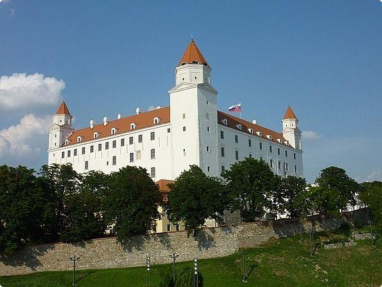 Bratislava castle #bratislava #travel #slovakia