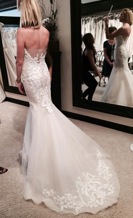 Ines Di Santo Elisavet   Couture Collection, $3,850 Size: 6 | Used Wedding  Dresses