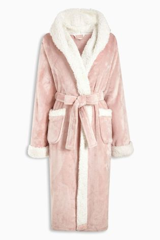 You can't go wrong with a cosy dressing gown for a Xmas present - and this super snuggly one will make it even harder for the teen you know to get out of bed!