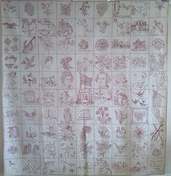 Antique quilt list red and white quilts pinterest for What to do with an old quilt