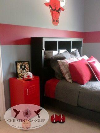 110 best kids nursery images on pinterest - Michael jordan bedroom decor ...