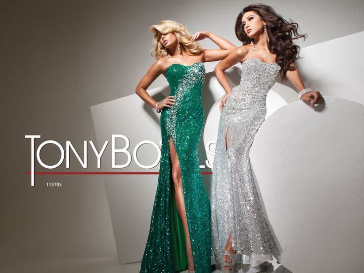 Tony Bowls Paris  »  Style No. 113705  »  Tony Bowls Prom 2013 available at Binns of Williamsburg