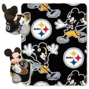 Pittsburgh Steelers Blanket Disney Hugger