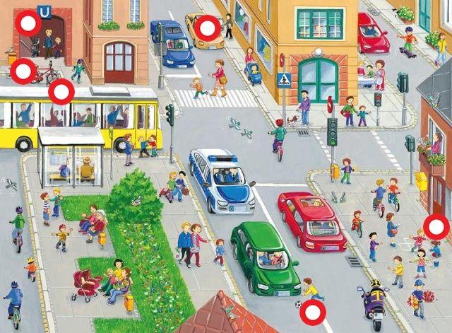 Verkeer in actie by Sytske van der Veen