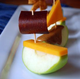 Fruit Leather, Cheddar Cheese