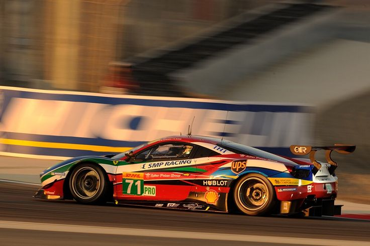 6hBahrain :: Ferrari 488 GTE