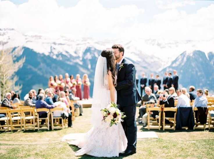 51 best colorado weddings images on pinterest san sophia overlook wedding alyssa jordan via rocky mountain bride telluride colorado wedding elegant mountain wedding junglespirit Image collections