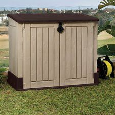 Plastic Storage Sheds You'll Love | Wayfair