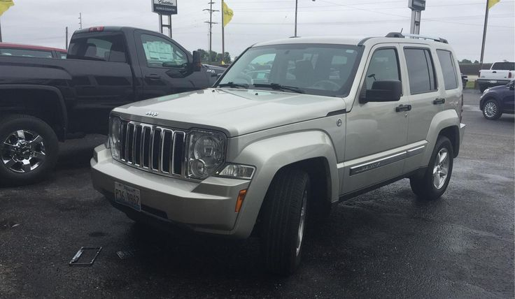 Bernard, we hope you enjoy your new 2008 JEEP LIBERTY.  Congratulations and best wishes from Kunes Country of Macomb and CODIE MURRAY.