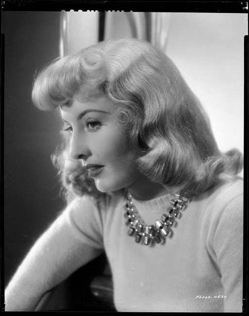 "Barbara Stanwyck for ""Double Indemnity""                                                                                                                                                      More"