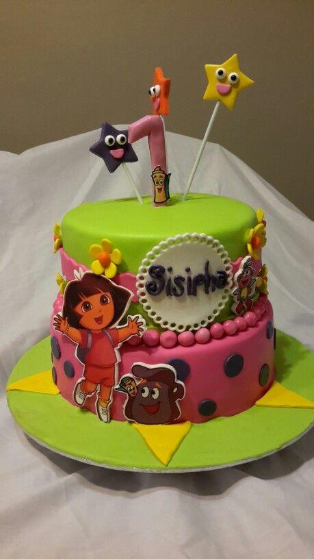 Dora the explorar