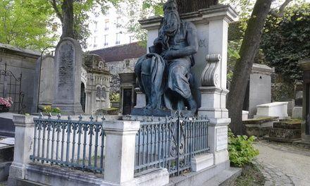 Intermezzo visites à Paris : Visite du cimetière du Montparnasse: #PARIS 10.00€ au lieu de 20.00€ (50% de réduction)