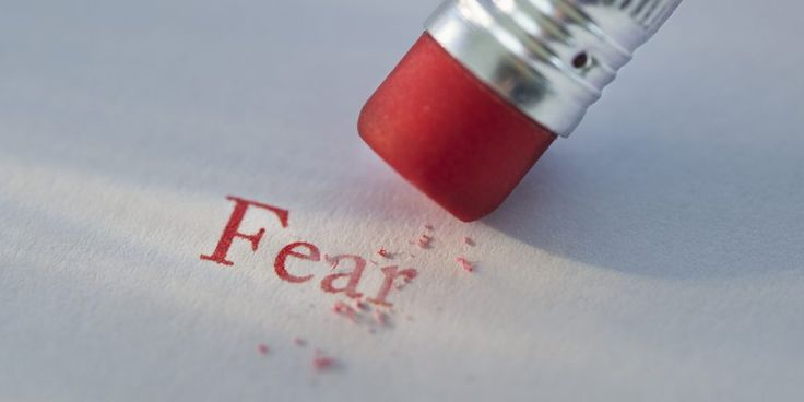 how to overcome fear !!