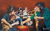 Image result for ron wood paintings