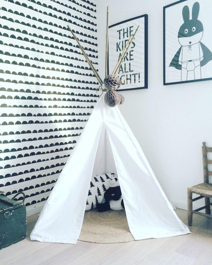 Boysroom #tipi #teepee