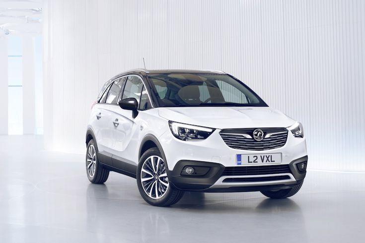 Faceți Cunoștință Cu Noul Opel Crossland X – Un Crossover Sub-Compact