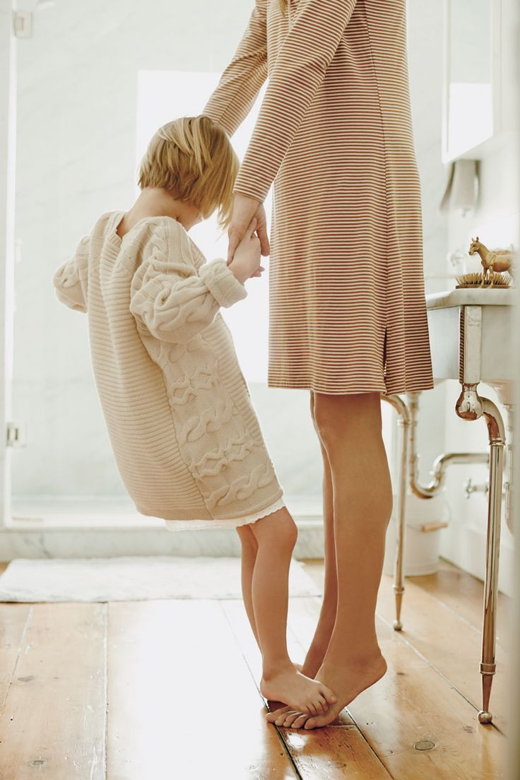 Motherhood. Image via: hannaandersson.com