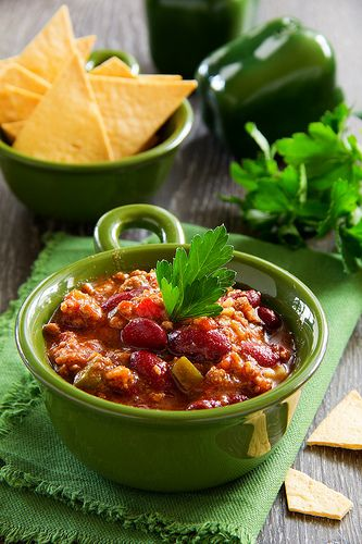 mexican chili con carne