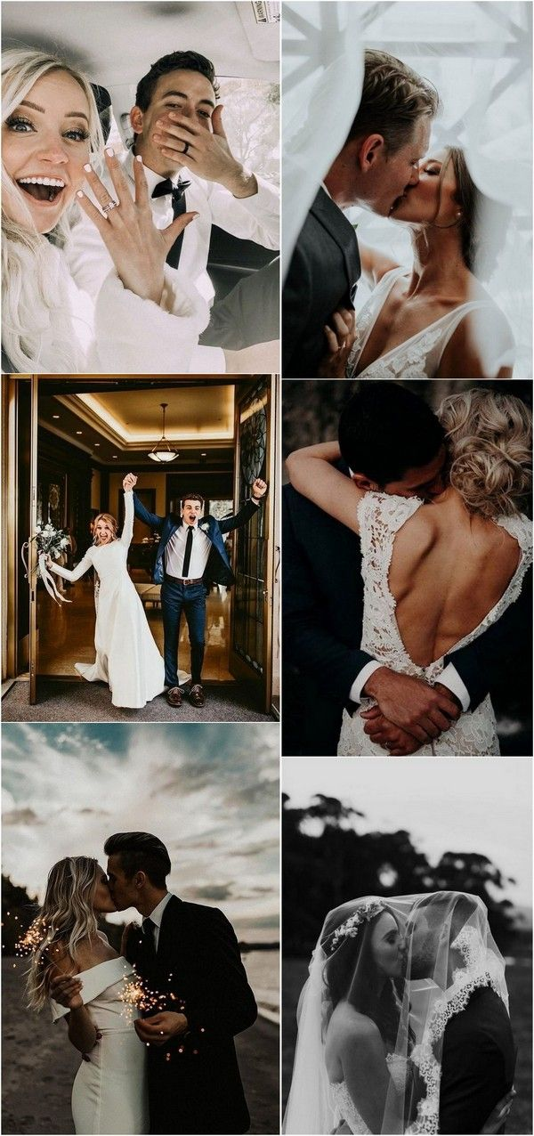 20 Must Have Wedding Photo Ideas with Your Groom
