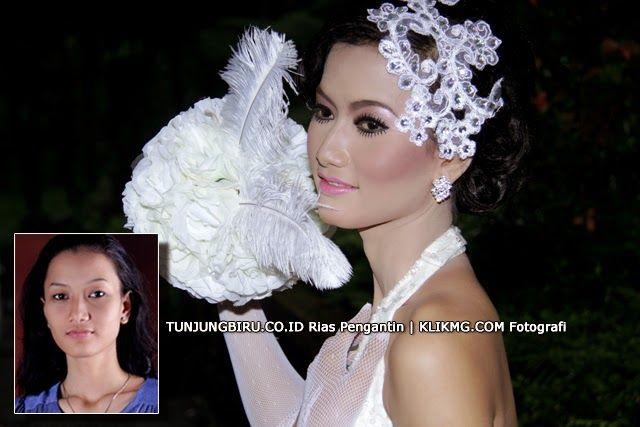 blog.klikmg.com - Rias Pengantin - Fotografi & Promosi Online : Sample Make Up Bridal Wedding by TUNJUNGBIRU.CO.ID...
