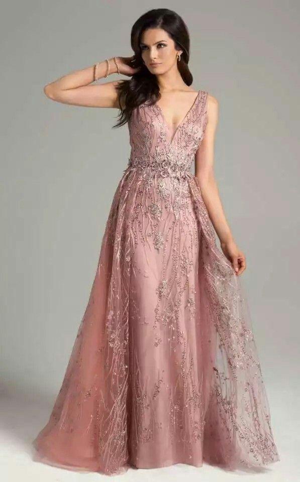 Mejores 473 imágenes de vestidos en Pinterest | Vestidos de noche ...