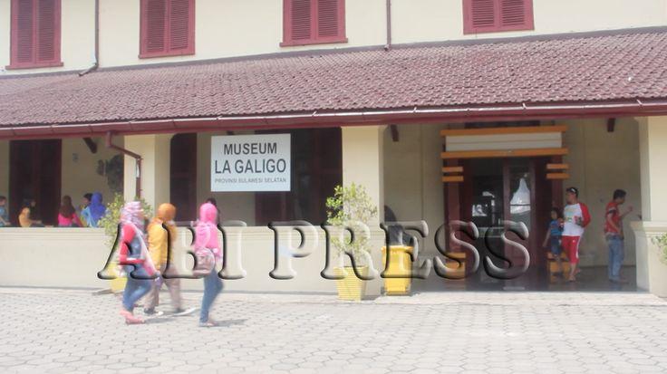 Museum La Galigo, Nama La Galigo merupakan nama Karya Sastra klasik dalam bahasa Bugis yang terkenal dengan nama surek La Galigo