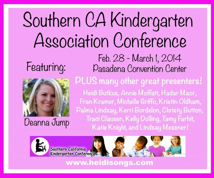 SCKC Spring Conference Graphic.  Come one, come all!