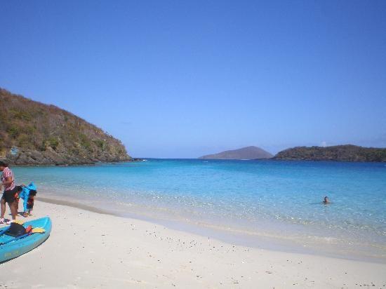Coki Beach, St. Thomas USVI