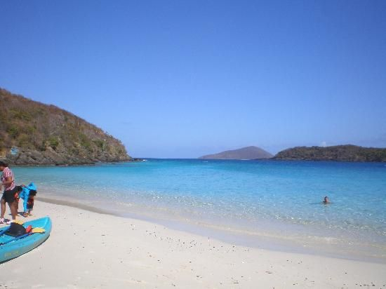 Coki Beach, St. Thomas USVI