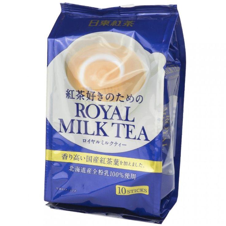 Royal Milk Tea (10 Instant Packets)