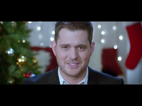 "Michael Bublé - ""Christmas"" Medley Clip.  My new FAVORITE Christmas CD"