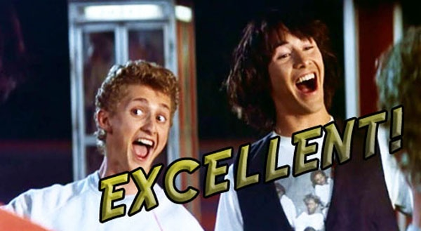 "Another ""Bill & Ted"" Sequel in the Works"