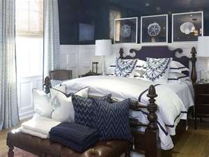 Interior Navy Blue And White Bedroom Ideas the 25 best navy white bedrooms ideas on pinterest blue rooms bedroom furniture high gloss and old application